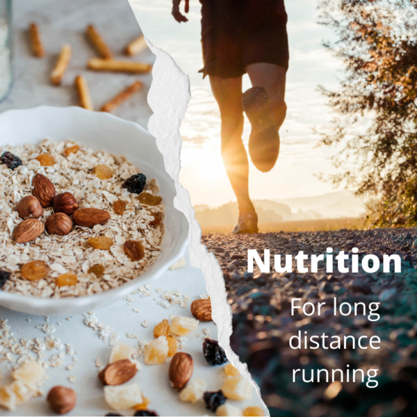 Nutrition for long distance runners webinar
